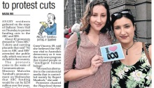 ABC SBS funding cuts The Courier