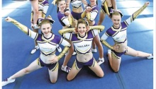 Ballarat cheerleading nationals win The Courier
