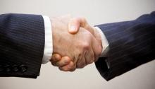 Handshake by Flazingo Photos / Flickr