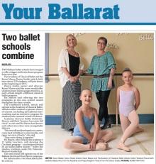 Ballet school dance Ballarat The Courier